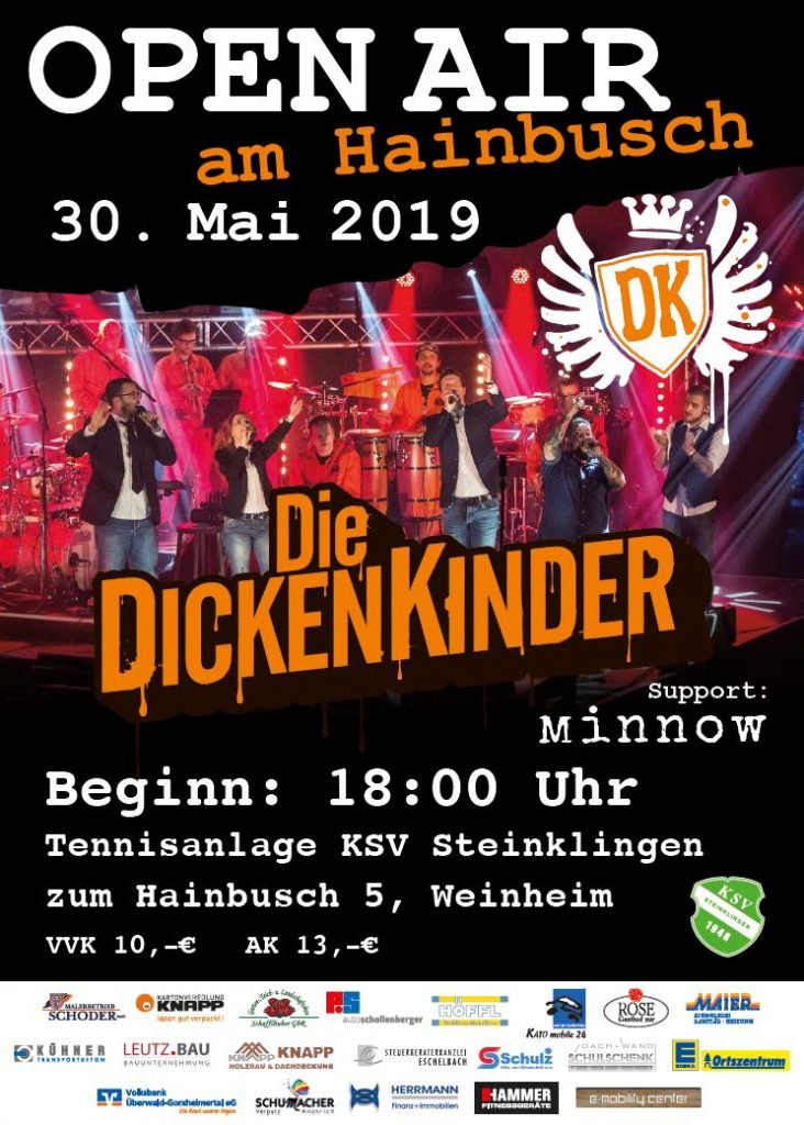 Open Air Hainbusch 2019